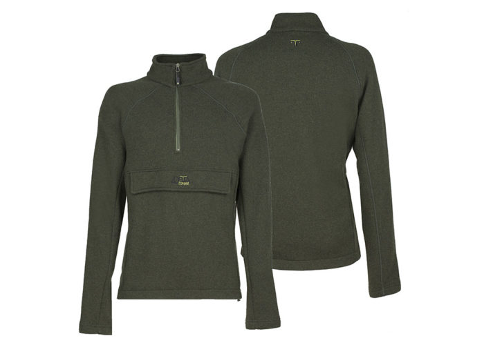 Maglione-Hero-Half-Zip-Man-Fleece-Zotta-Forest